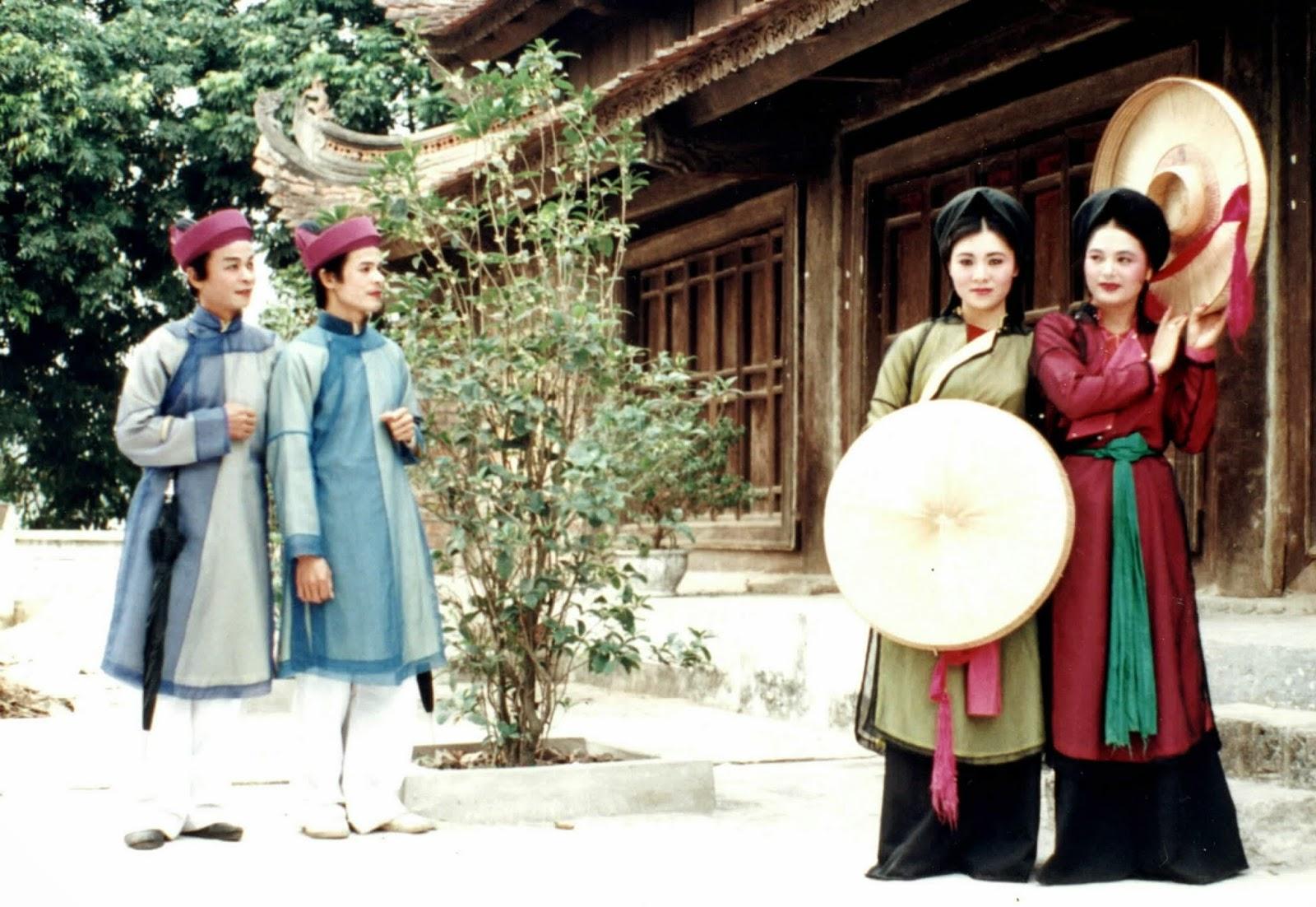 Quan ho Bac Ninh folk songs - INTANGIBLE CULTURAL HERITAGE