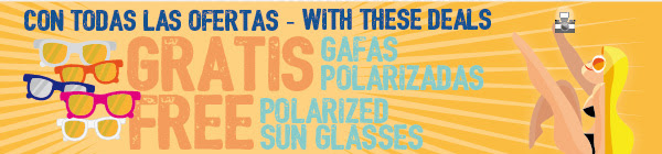 regalo oferta gafas
