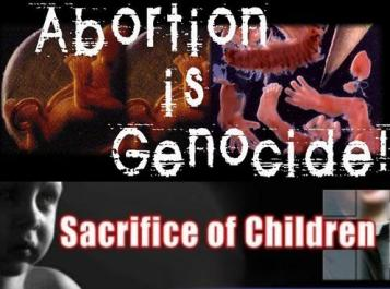 Abortion is a Satanic Ritual; See the Evidence: