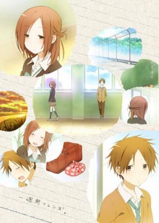 Lista de capitulos Isshuukan Friends