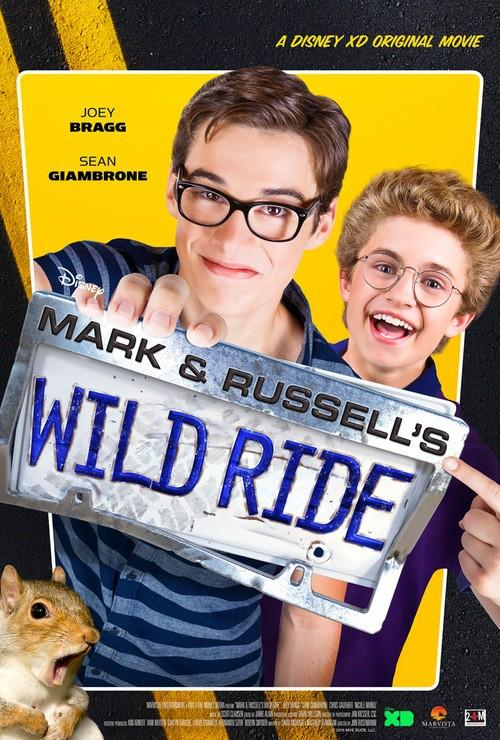 Mark e Russell: Viajantes Inabilitados Torrent - BluRay 720p e 1080p Dublado