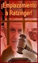 Emplamiento a Ratzinger: