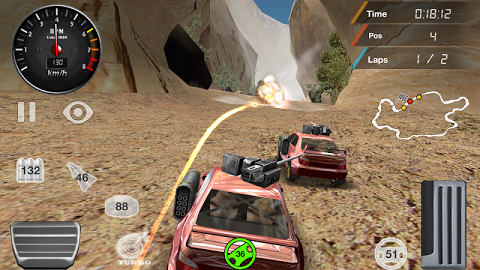 Armored Off-road Racing android