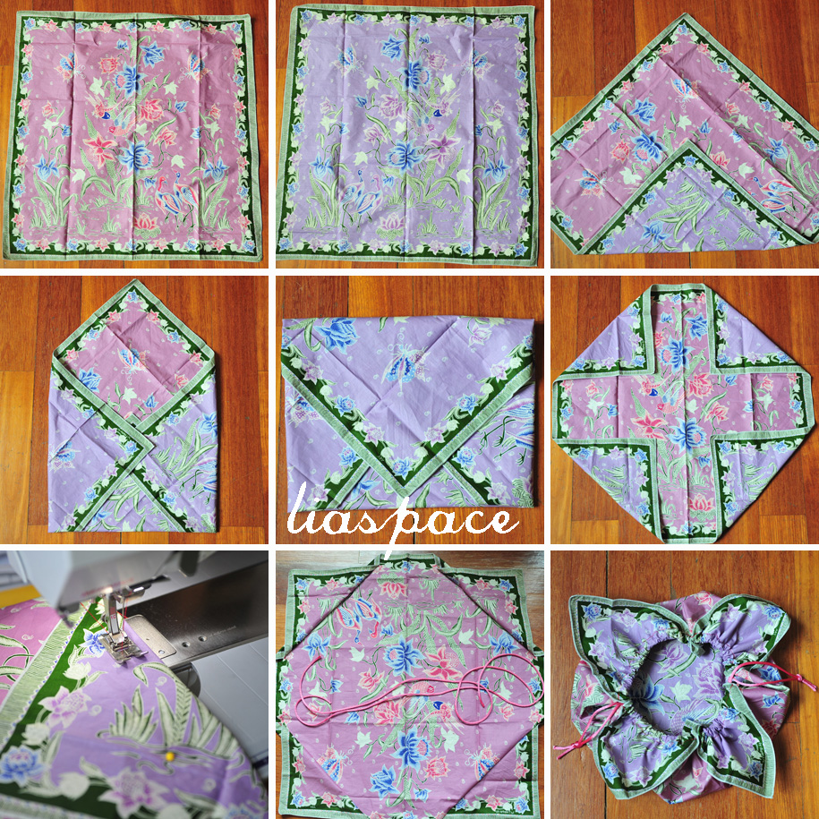 how to make a handkerchief top