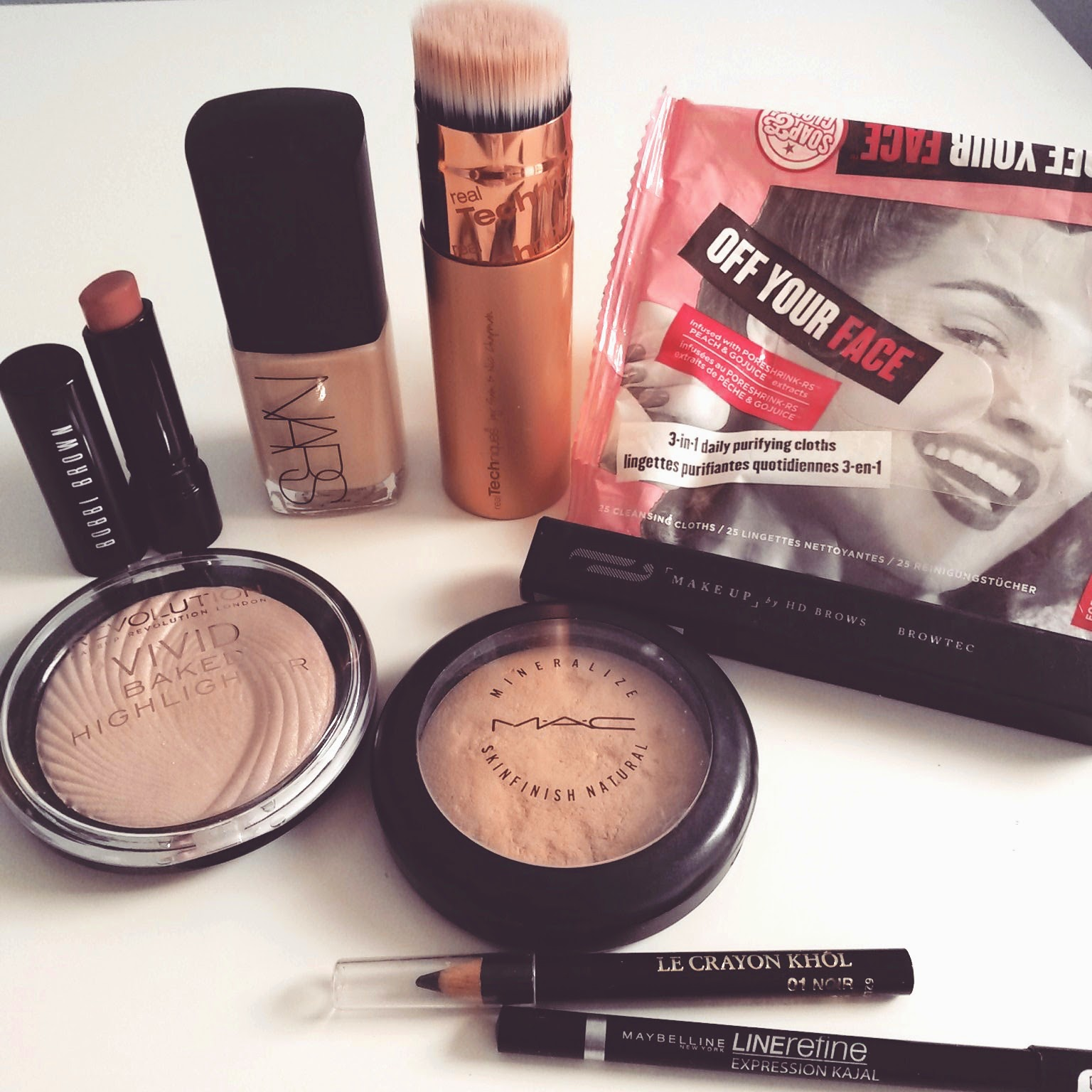 Beauty and Makeup Regrets 2015