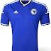 Adidas divulga camisas da Bósnia para a Copa do Mundo