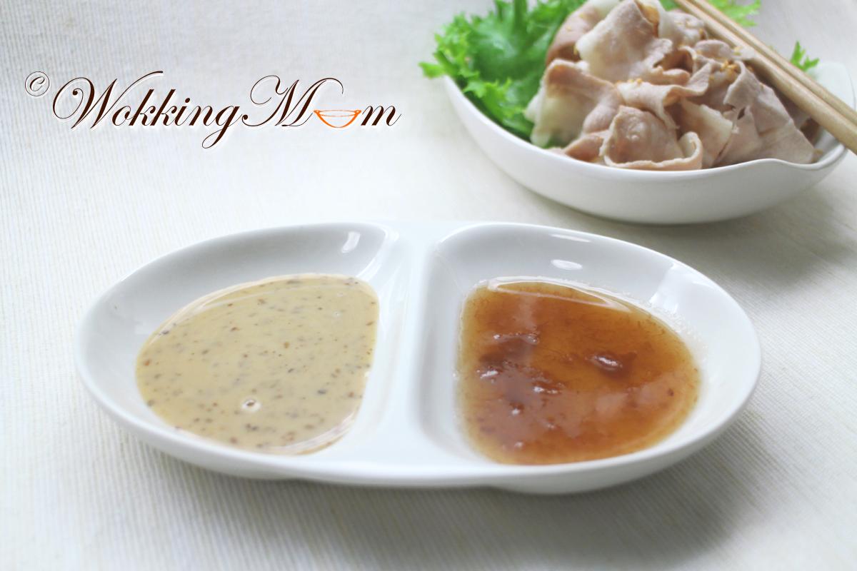 how to make shabu shabu dipping sauce