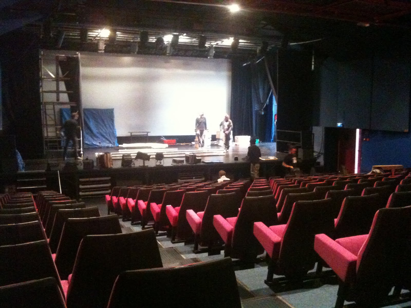 salle spectacle epinal