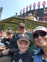 Mothers Day At White Sox Park