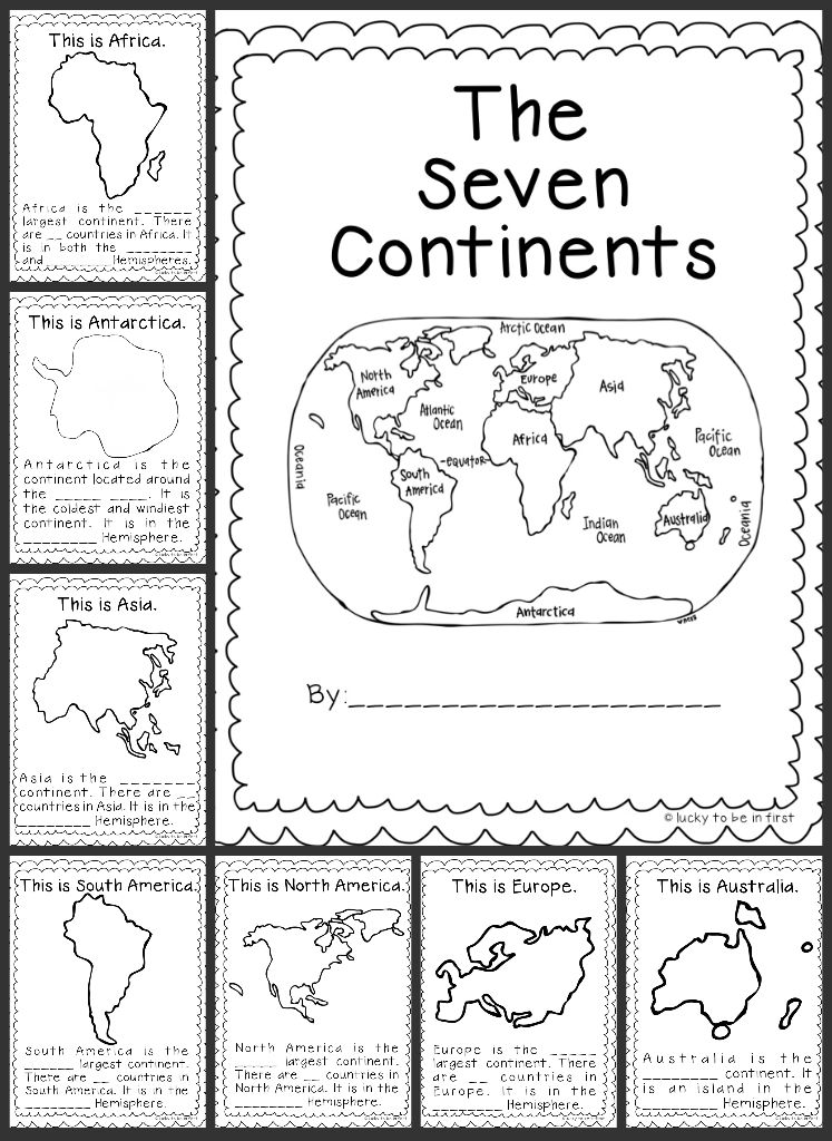 ALEX Lesson Plan: Which Continent Is This? | 3rd grade ...