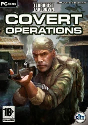 Terrorist TakeDown Convert Operations
