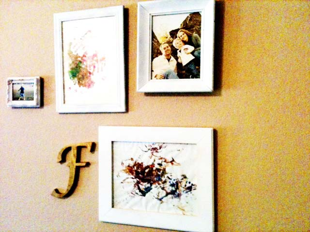 Adventures In Creating: Gallery Wall- Fini!