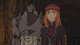 Hagane no Renkinjutsushi: Milos no Sei-Naru Hoshi Filme Akianimes