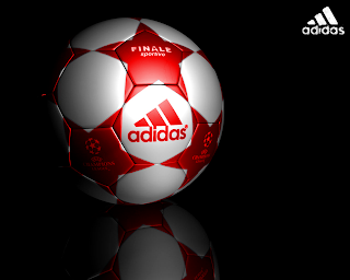 Adidas Uefa Champions Leauge White Red Stars Ball HD Wallpaper