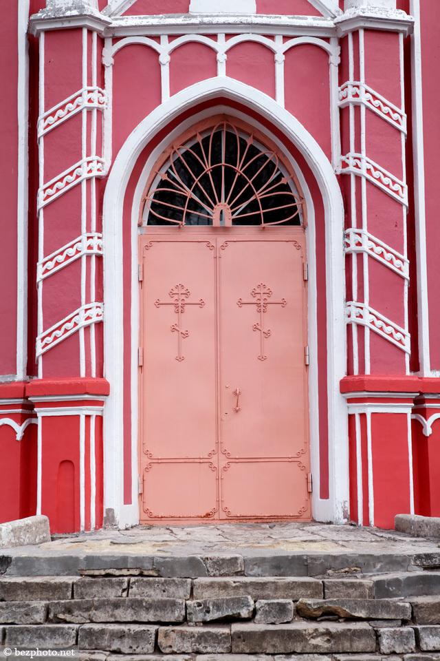 чесменская церковь копия
