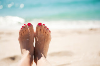 Cómo tener unos pies sanos y hermosos