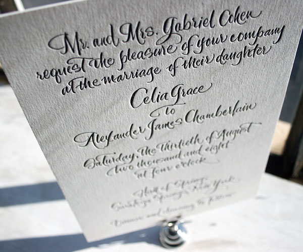 Handwritten Wedding Invitations Examples with good invitations template