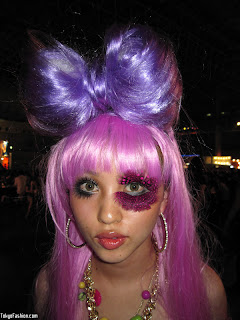 Lady Gaga Hairstyles Pictures