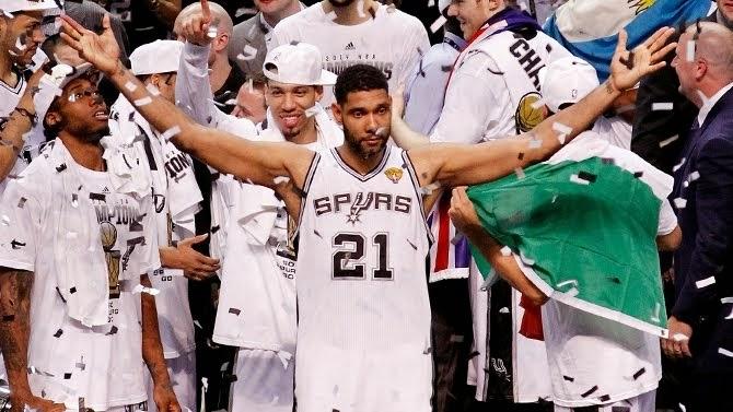VIGENTE CAMPEON NBA.