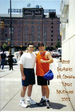 Oriole Park at Camden Yards- Baltimore, Maryland (2002)