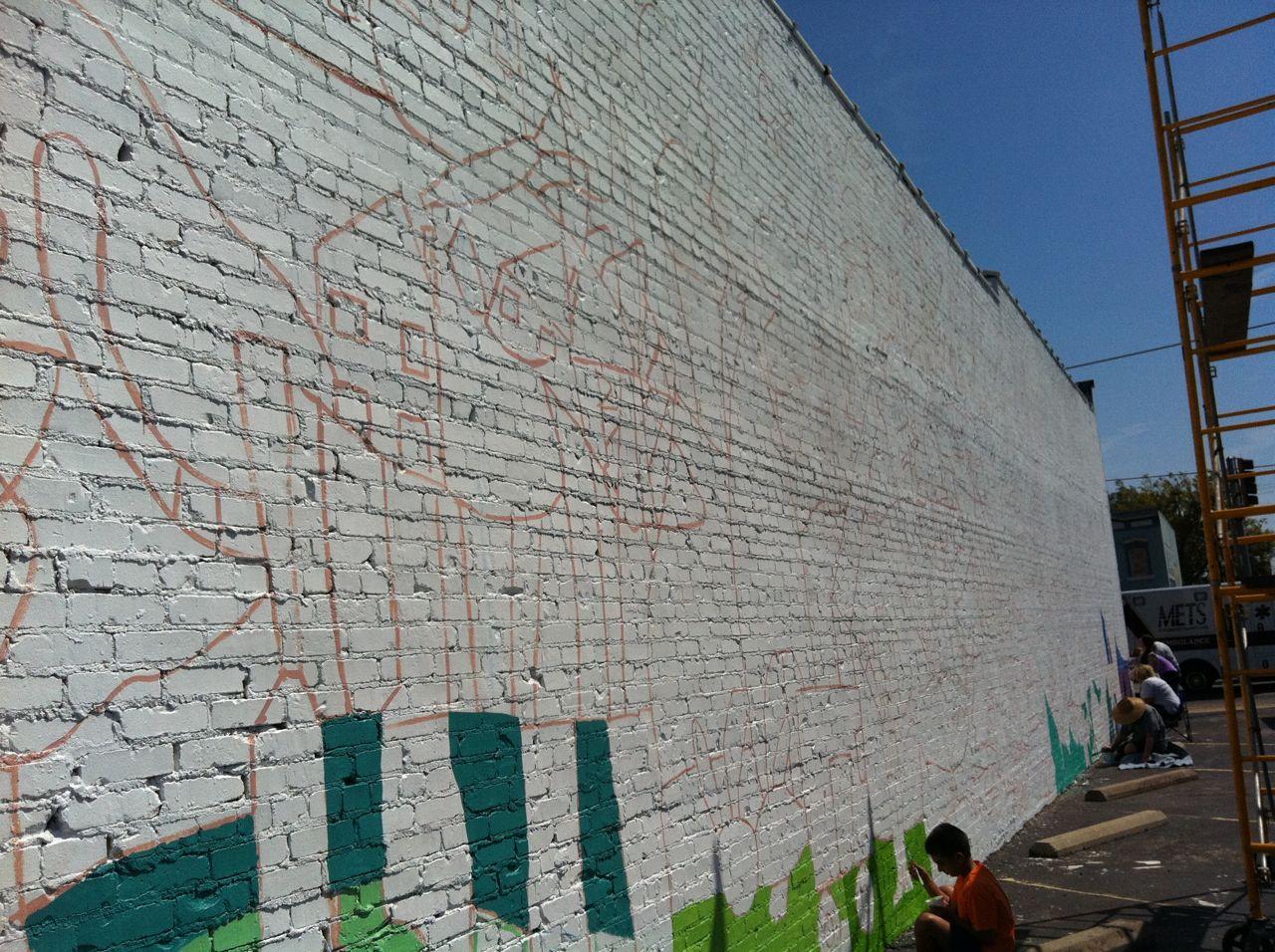 This little blog of mine joplin community mural project for Community mural