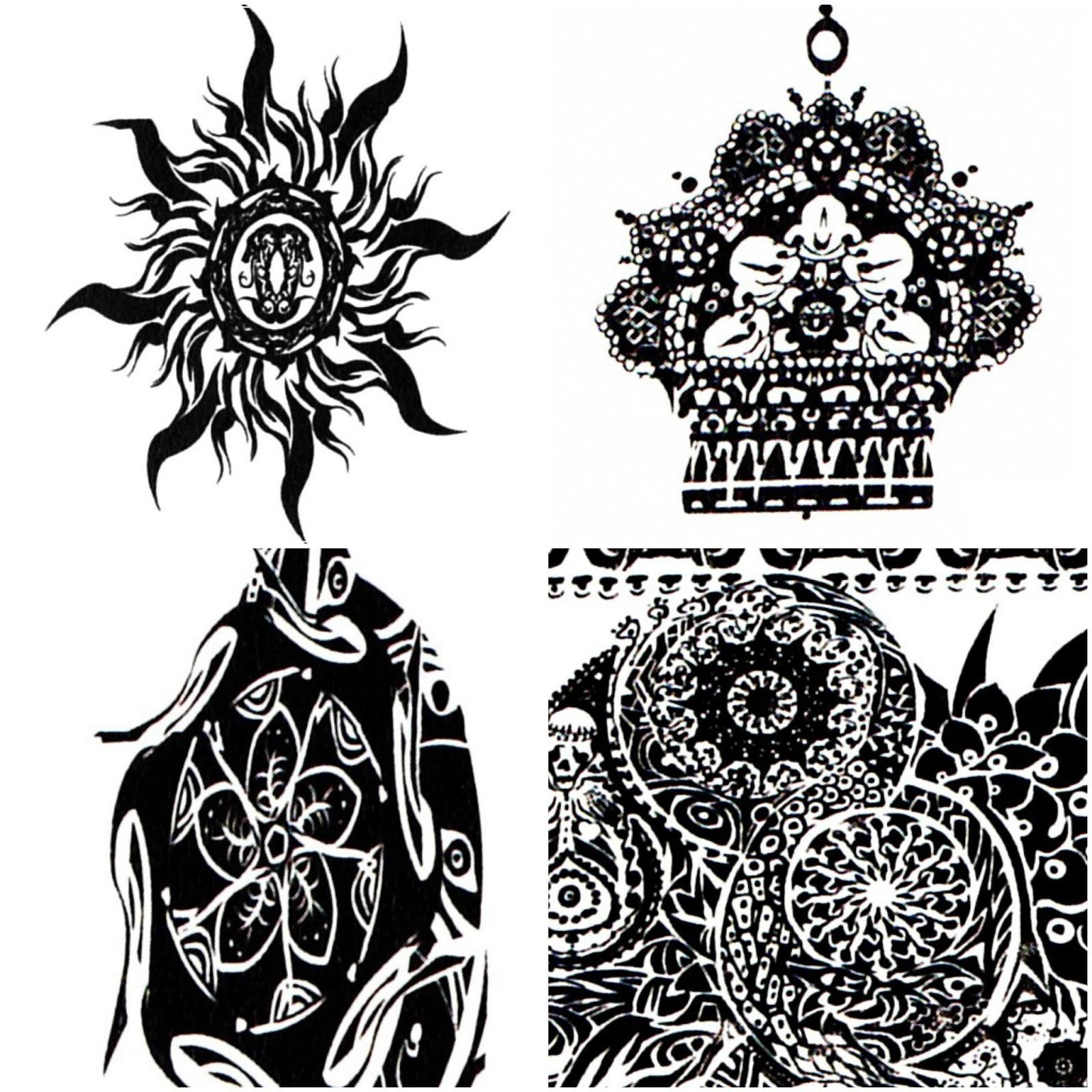 The clown king utas flower tattoos part 1 utas flower tattoos part 1 izmirmasajfo