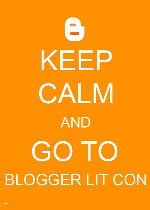 Blogger Lit Con