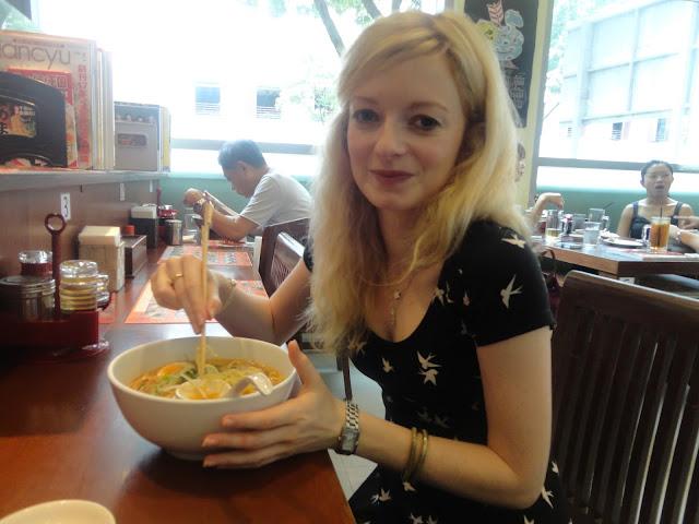 Miharu Singapore ramen restaurant - 05