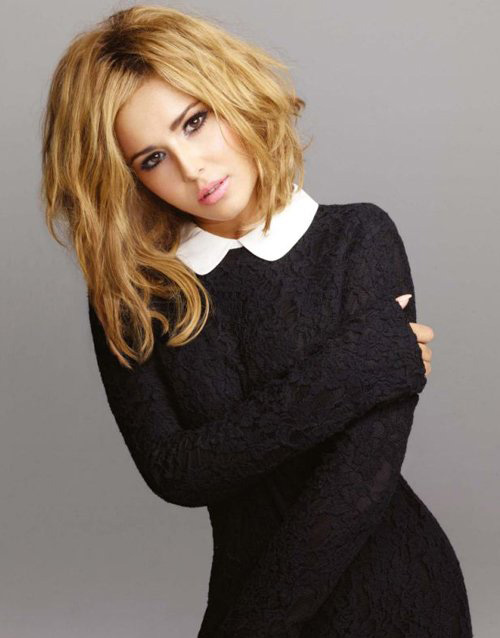 Cheryl Cole Hairstyles 14