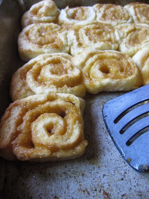 Butterscotch Pinwheels