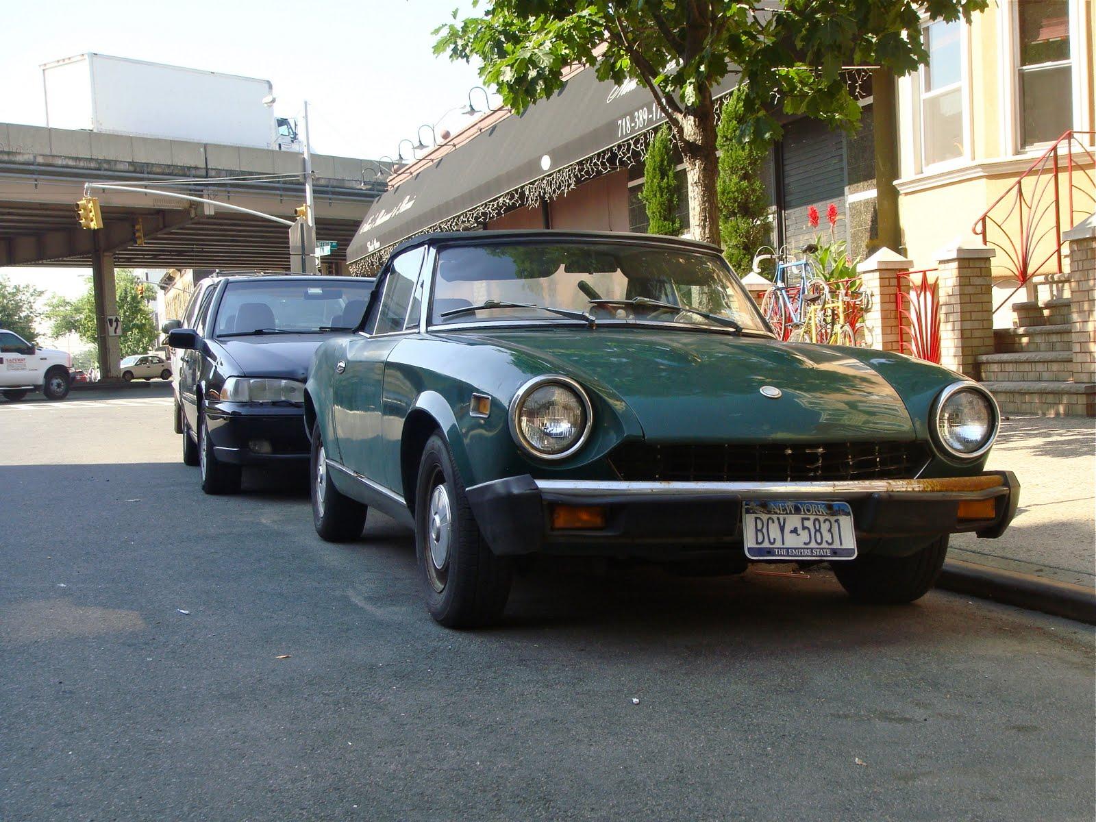 1978 Fiat 124 Sport Spider