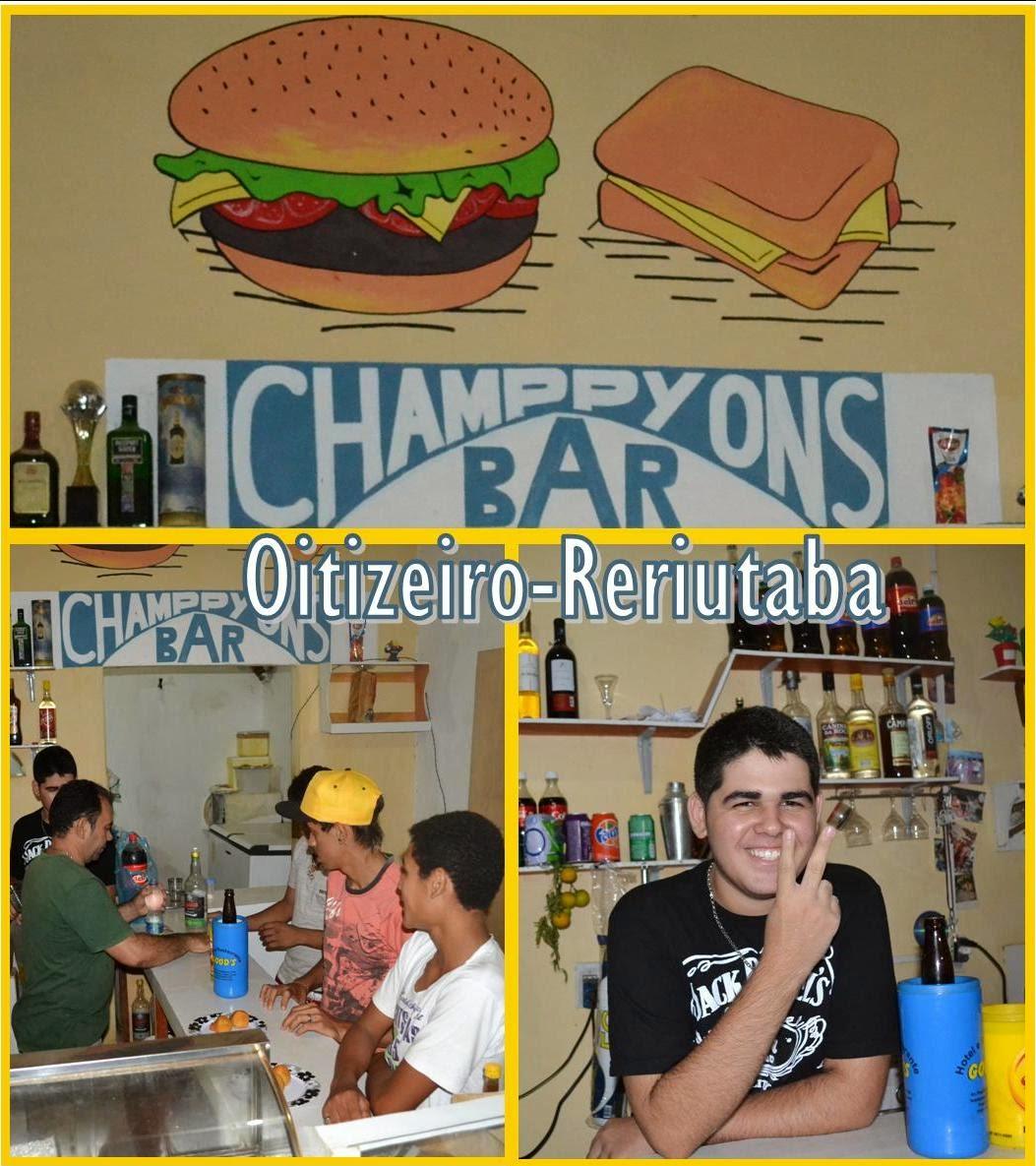 Champpyons Bar em Oitizeiro