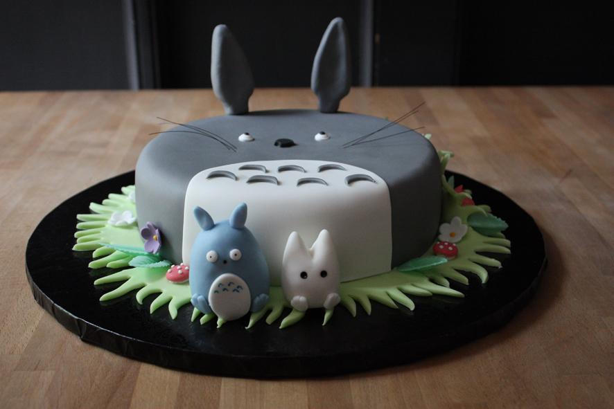 Bien-aimé Atours et menus plaisirs * le blog : Anniversaire * Totoro XP37