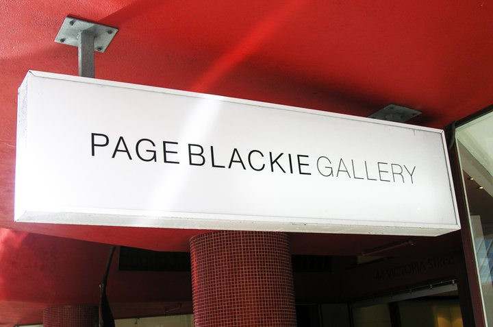 Image result for Page Blackie Gallery