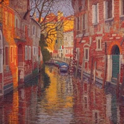 Manuel de Gracia Canal veneciano