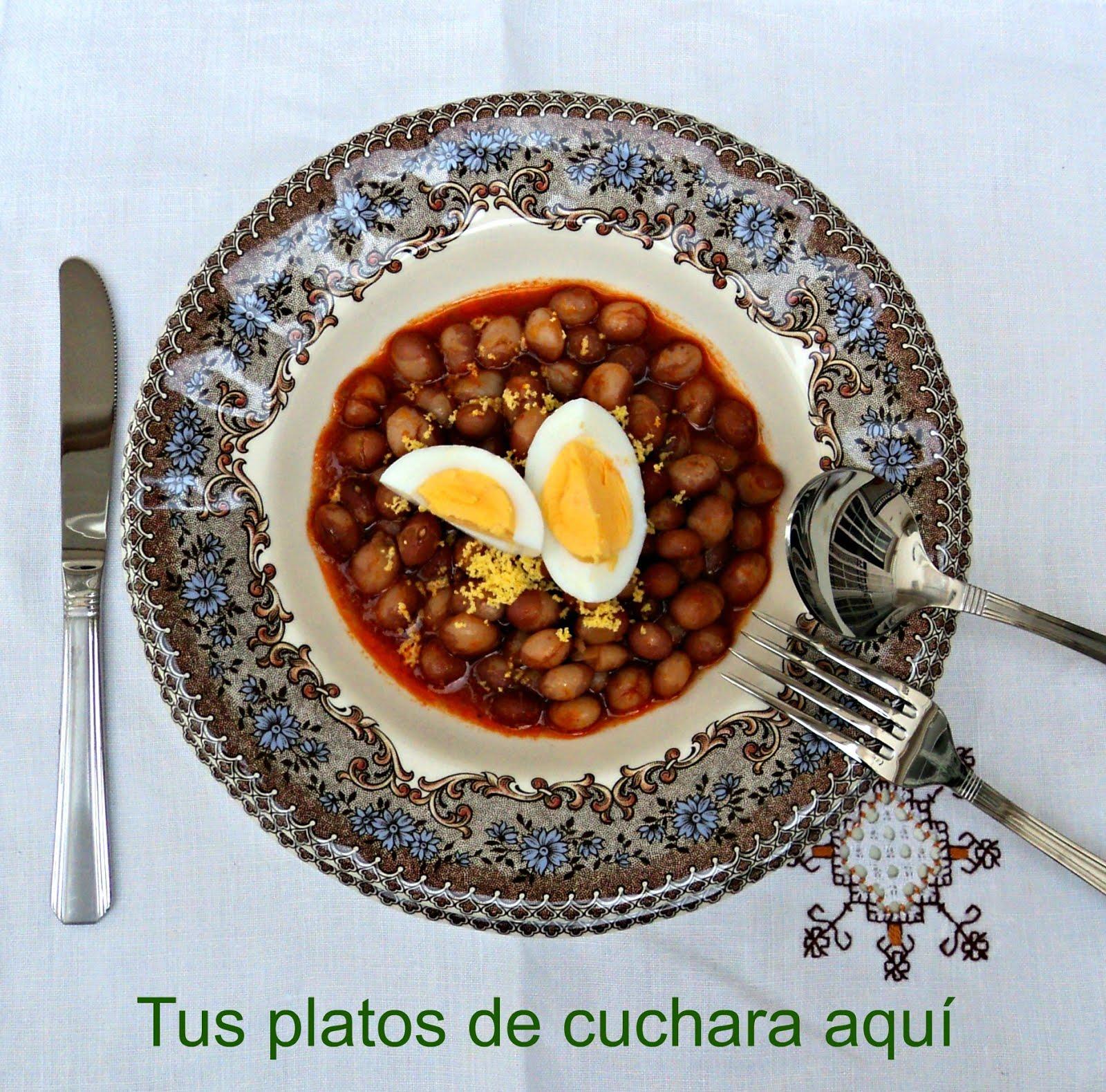 Tus platos de cuchara