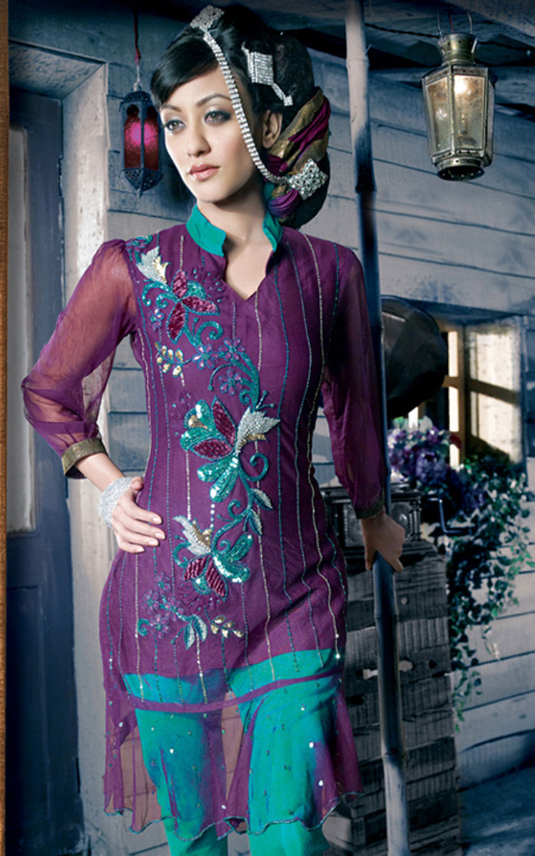 Embroidery  Latest Embroidery Suits Designs Salwar