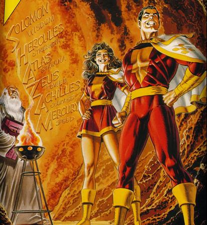 No.8 1995 Jerry Ordway /& Curt Swan The Power of Shazam