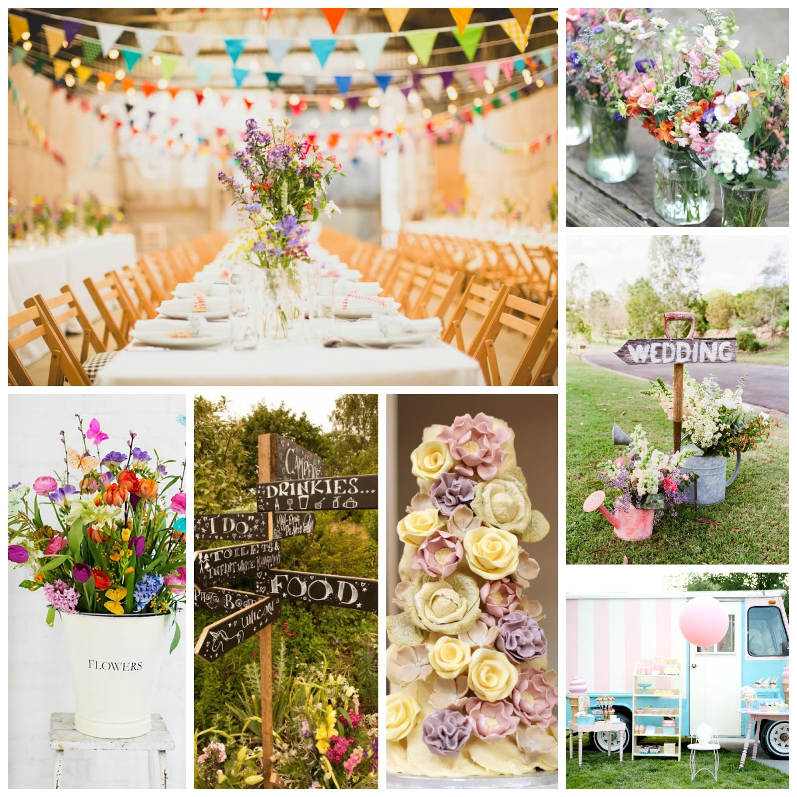 wedding mood inspiration board summer english wedding