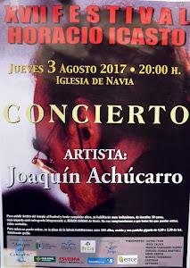 XVII FESTIVAL HORACIO ICASTO