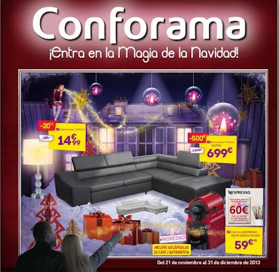 catalogo conforama navidad 2013