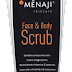 One of My Favorite Things:  Menaji Face & Body Scrub