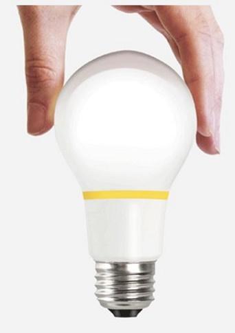 finally light bulb