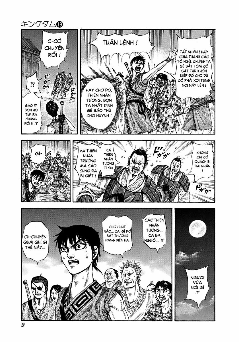 Kingdom – Vương Giả Thiên Hạ (Tổng Hợp) chap 196 page 9 - IZTruyenTranh.com
