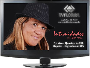 Assista ao vivo  INTIMIDADES - O programa de TV para a mulher moderna!