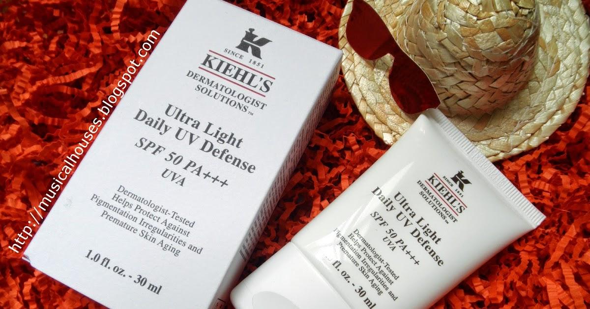 Kiehl S Ultra Light Daily Uv Defense Review Spf 50 Pa