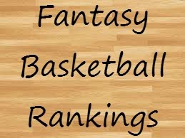 2014 Fantasy Basketball Rankings