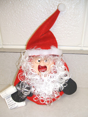 Caroling crushed can ornaments 2