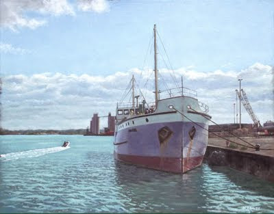 southampton_painting_sheildhall_steam_ship