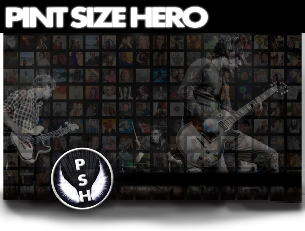 Pint Size Hero | Official Website